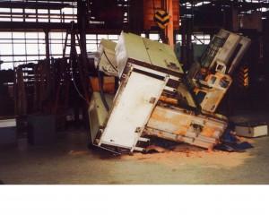 cnc maschinen - Fräsmaschine